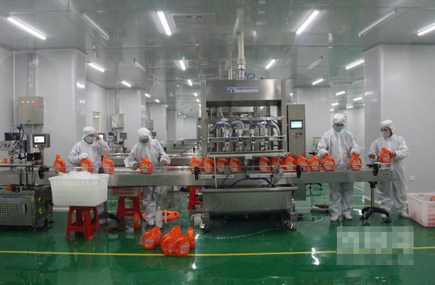 海辰日化四川产业园