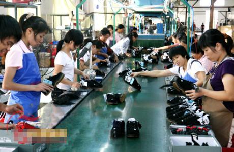 乐至万贯鞋业产业园