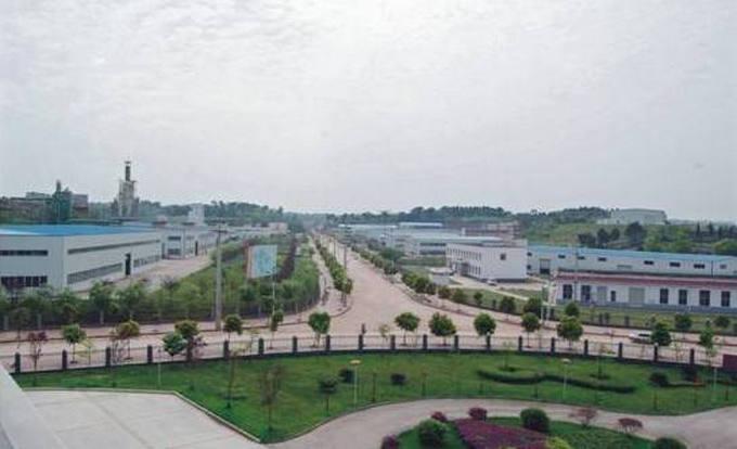 四川乐至经济开发区设立