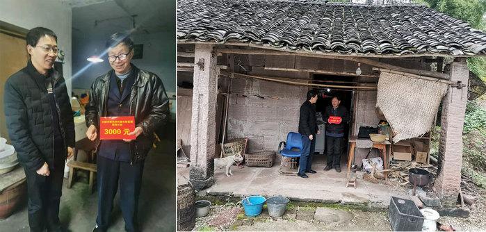 乐至县侨联积极做好中国侨联洪涝灾害灾后重建困难补助资金发放工作