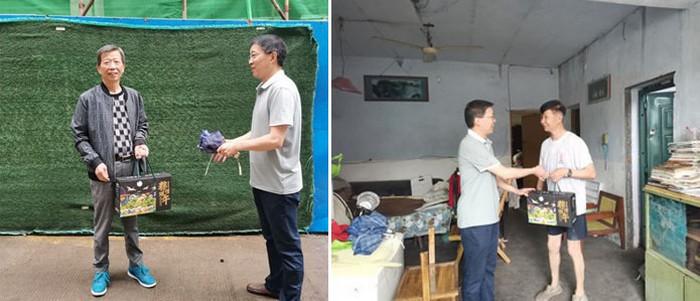 乐至县侨联开展端午节走访慰问活动